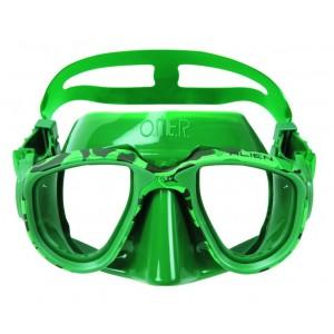 Omer Alien Mask Green