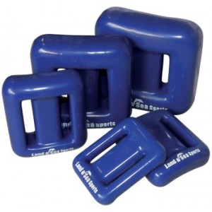 3LB/1.5kg PVC Covered Dive Weight