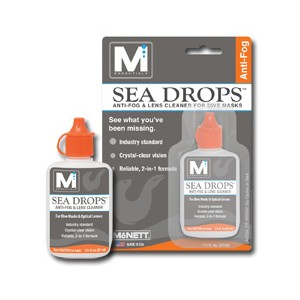 Sea Drops Anti-Fog & Lens Cleaner