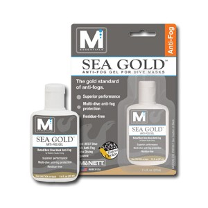 Sea Gold Anti-Fog Gel for Dive Masks