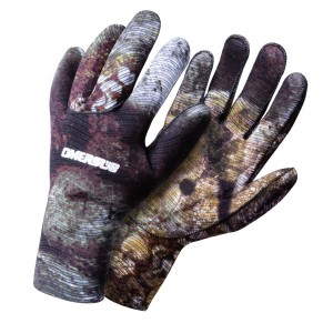 Omer 3D Camo Gloves