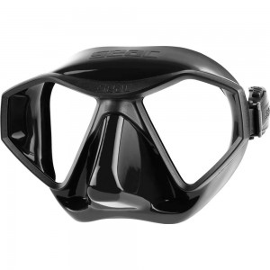 Seac L70 Mask Black