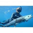 Rabitech Splash Blue water wetsuit 2mm