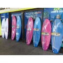 """Maddog Samoa 5'6"""" Blue Soft Surfboard"""